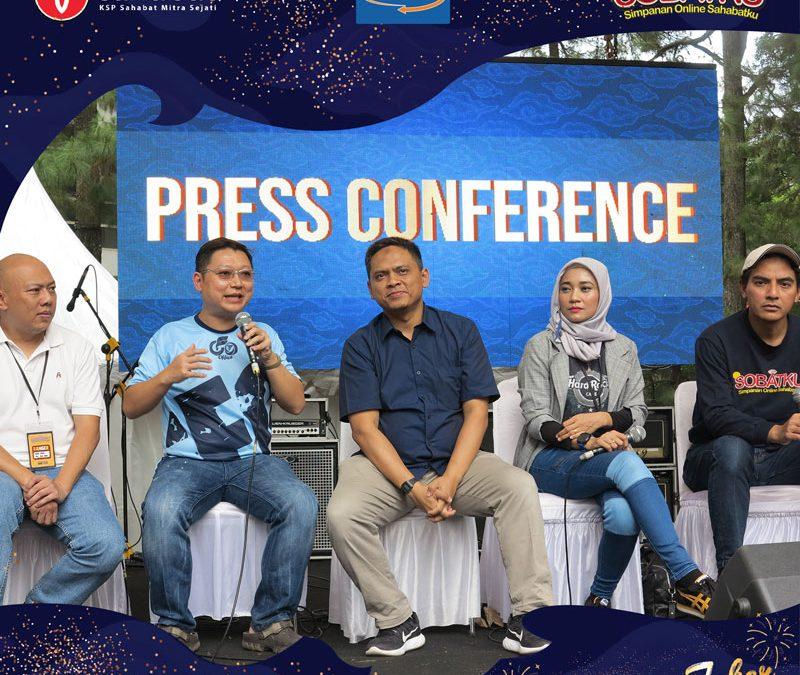 KSP Sahabat Mitra Sejati Bagi-bagi Hadiah Rp100juta dan Umrah