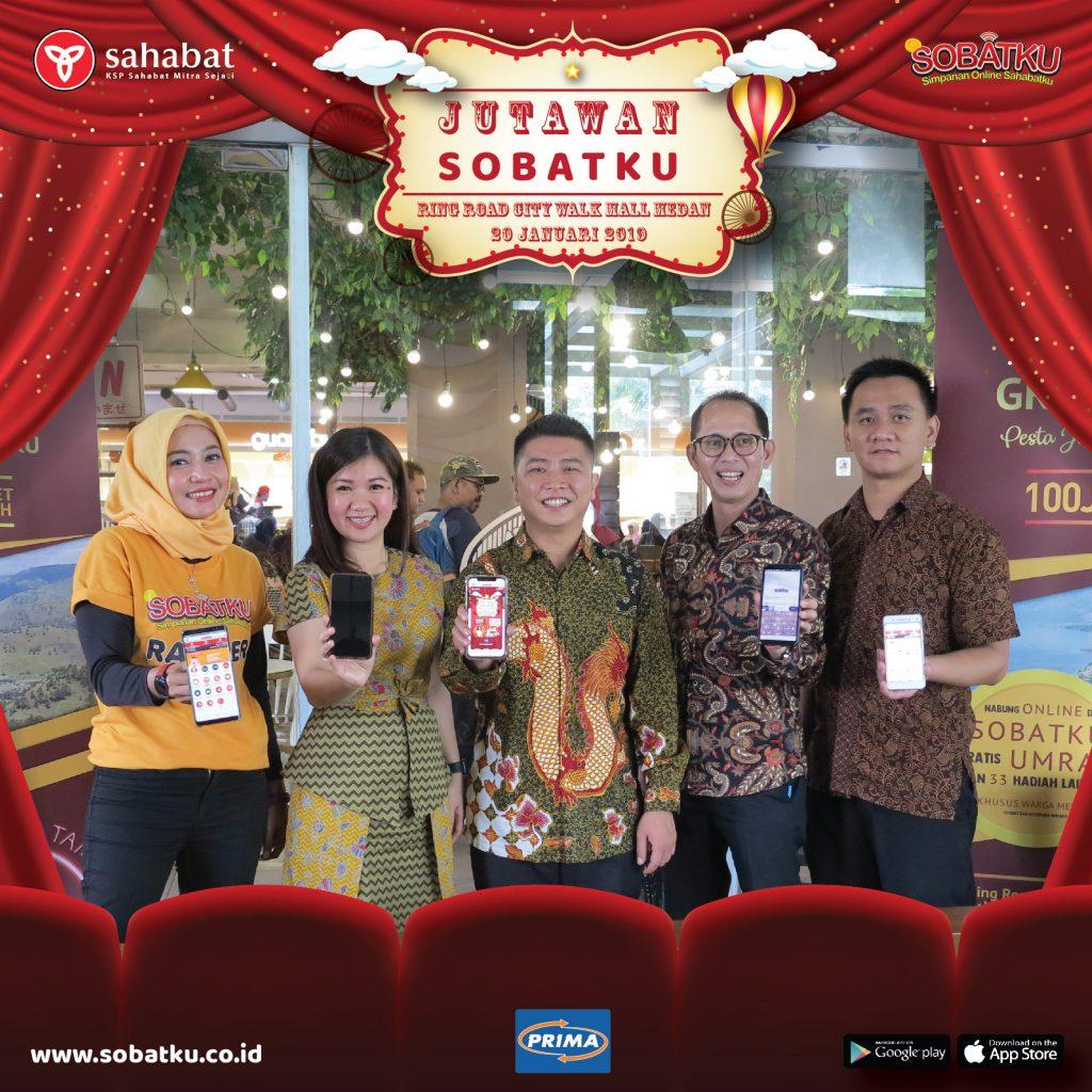 Grand Prize Medan