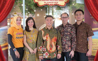 Targetkan Satu Juta Pengguna, SOBATKU Adakan Undian Grand Prize di Medan, Januari 2019.