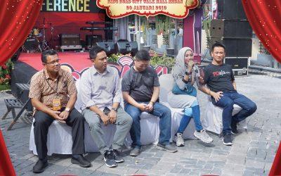 Sambangi Kota Medan, SOBATKU Gelar Undian Total Milyaran Rupiah