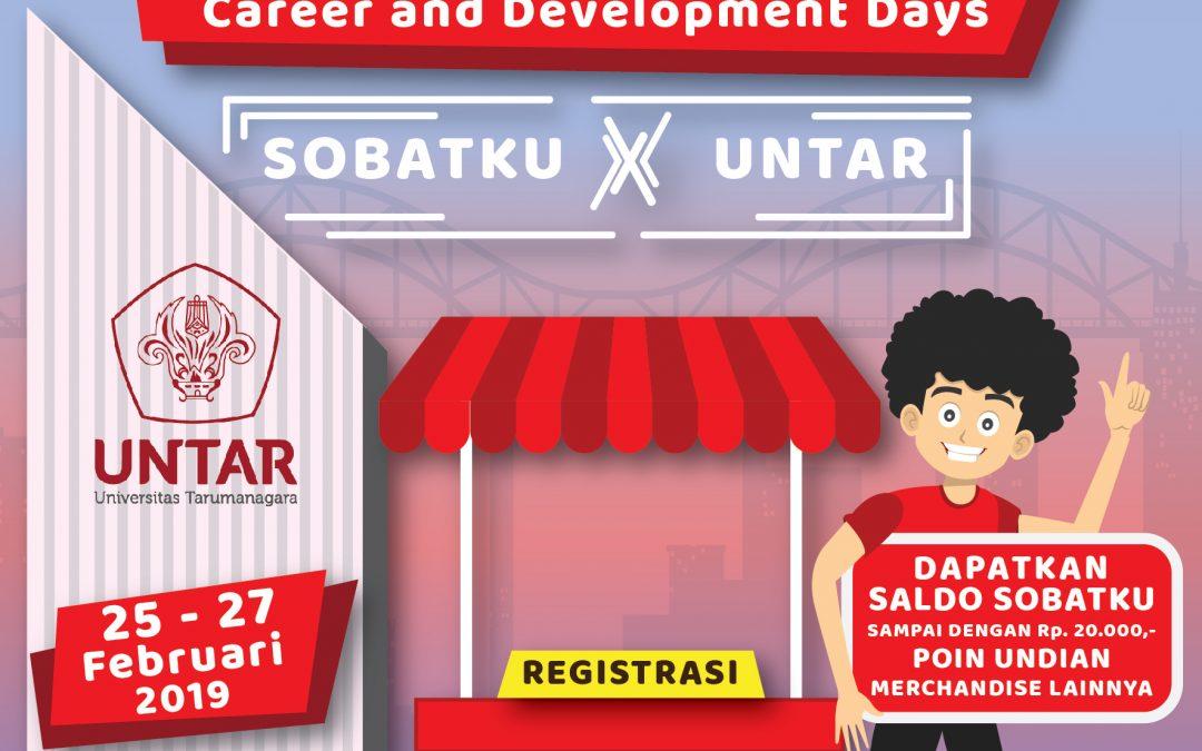 SOBATKU Hadir di Acara National Seminar and Career Development Days