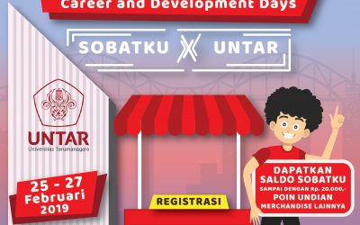 SOBATKU Hadir di Acara National Seminar and Career Development Days