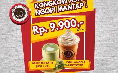 Kongkow Asyik, Ngopi Mantap di Cuppa Coffee