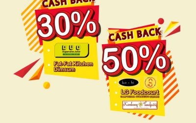 Promo LG Food Court Sampoerna Strategic