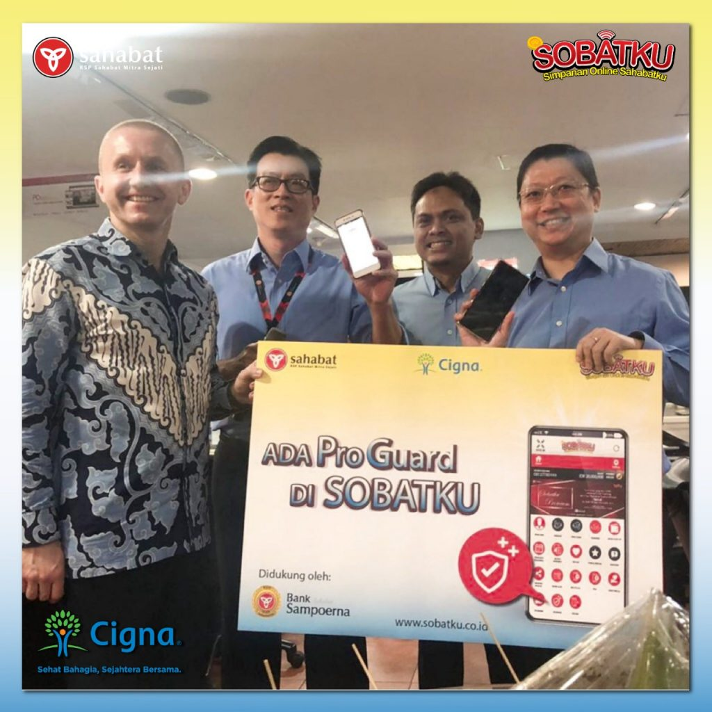 Launching ProGuard CIGNA