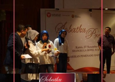 Foto Hadiah Meriah Surabaya 7 November 2019-06