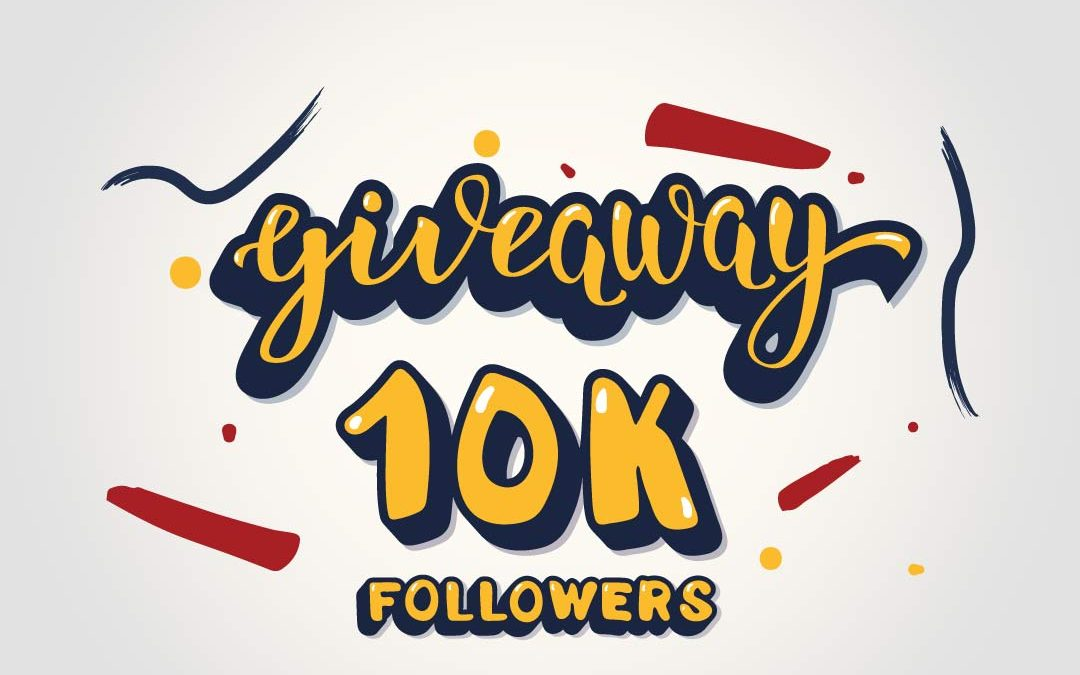 GIVEAWAY 10K Followers Instagram SOBATKU